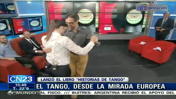 CN23 - Michael Lavocah & Vicky Marquez